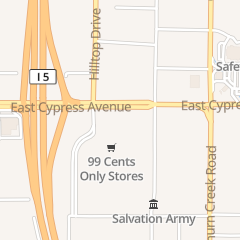 Directions for Mcdonald's Restaurant in Redding, CA 801 E Cypress Ave