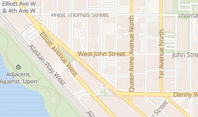 Directions for Fat Cork in Seattle, WA 111 W John St Ste 204