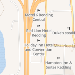 Directions for Holiday Inn in Redding, CA 1900 Hilltop Dr