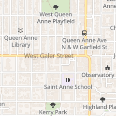 Directions for QUEEN ANNE NEWS in SEATTLE, WA 225 W GALER ST