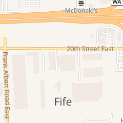 Directions for Stack Furniture Solutions in Fife, WA 4918 20th St E