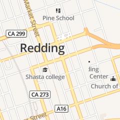 Directions for Delatorre Luis in Redding, CA 1400 Pine St