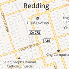 Directions for Deja Vu Restaurant in Redding, CA 1590 California St