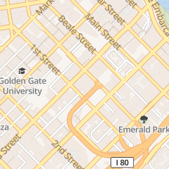 Directions for Orrick Herrington & Sutcliffe Llp in San Francisco, CA 405 Howard St