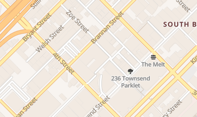 Directions for Apartment List in San Francisco, CA 475 Brannan St