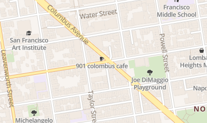 Directions for Cobb's Comedy Club in San Francisco, CA 915 Columbus Ave
