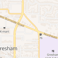 Directions for Max Nails in Gresham, OR 160 Nw Burnside Rd