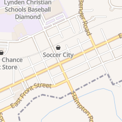 Directions for Soccer City in Lynden, WA 210 Nooksack Ave Ste 104