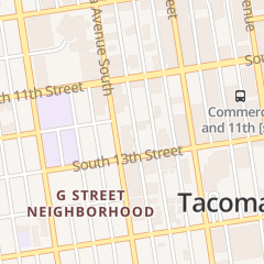Directions for The Travel Company in Tacoma, WA