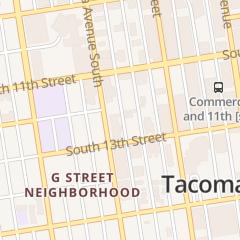 Directions for Grand Cinema Theatre in Tacoma, WA