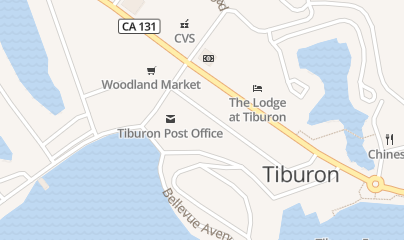 Directions for Kaspar & Lugay LLP in San Francisco, CA 1606 Juanita Lane Suite B Tiburon,United States