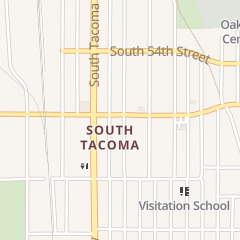 Directions for 1a Lockouts in Tacoma, WA 3514 S 56th St