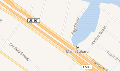 Directions for Marin Car Care in San Rafael, CA 11 Bay St