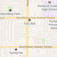 Directions for Shari's Restaurant in Portland, OR 1832 NE 122nd Ave
