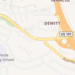 Directions for Direct Clothiers in Novato, CA 352 Ignacio Blvd