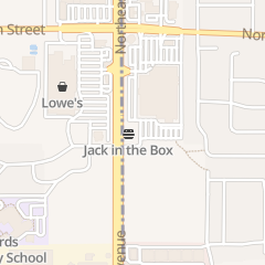 Directions for Jack in the Box in Vancouver, WA 7205 NE 117Th Ave
