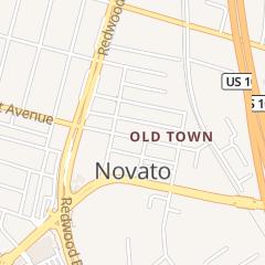 Directions for Distinct Advantage Real Estate in Novato, CA 860 Grant Ave