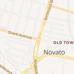 Directions for Decadence Salon - Sandy Ward in Novato, CA 7375 Redwood Blvd