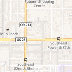Directions for Sensi Suites llc in Portland, OR 8319 Se Powell Blvd