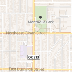 Directions for Burgerville in Portland, OR 8218 NE Glisan St
