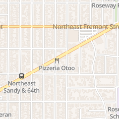 Directions for El Burrito Azteca in Portland, OR 6728 NE Sandy Blvd