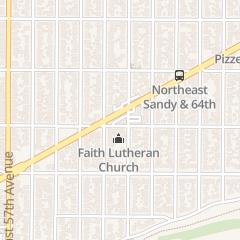Directions for Pho Corner in Portland, OR 6120 NE Sandy Blvd