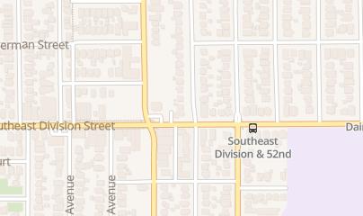 Directions for Portland Sprinkler Repair in Portland, OR 2371 SE 51st Ave