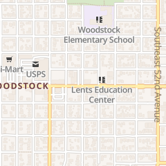 Directions for 7x24 Hour Locksmith in Portland, OR 4803 Se Woodstock Blvd