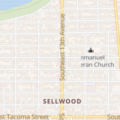 Directions for Bishops Barber Shop in Portland, OR 7861 Se 13th Ave