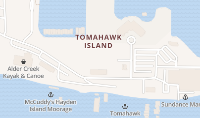 Directions for Sexton's Chandlery in Portland, OR 303 NE Tomahawk Island Dr Ste 5
