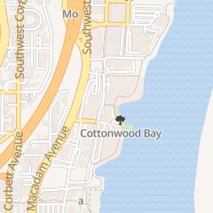 Directions for River's Edge Hotel & Spa Portland in Portland, OR 0455 Sw Hamilton CT
