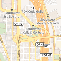 Directions for National College of Natural Medicine in Portland, OR 3025 Sw Corbett Ave