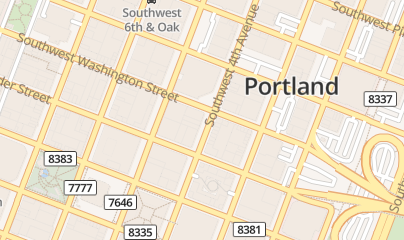 Directions for Rialto Poolroom in Portland, OR 529 Sw 4th Ave