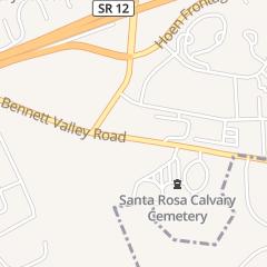 Directions for North Bay Veterans Resource Center in Santa Rosa, CA 2455 Bennett Valley Rd Ste C105