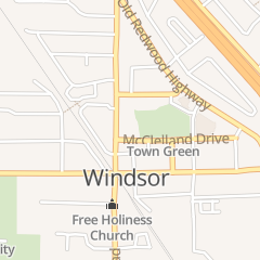Directions for Kc's Downtown Grill in Windsor, CA 9501 Duvander Ln