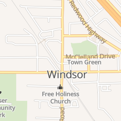 Directions for Adbar Management in Windsor, CA 9057 Windsor Rd
