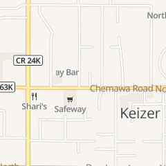 Directions for Neighborhood Market in Keizer, OR 711 Chemawa Rd N