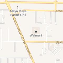 Directions for Walmart in Salem, OR 5250 Commercial St Se