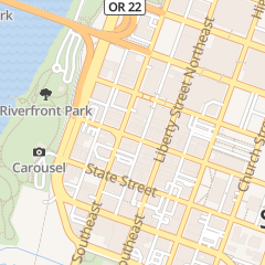 Directions for Venti's Cafe in Salem, OR 325 Court St NE