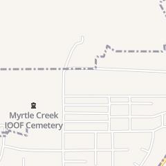Directions for Brogden Rentals in Myrtle Creek, OR 1425 NE Spruce Ave
