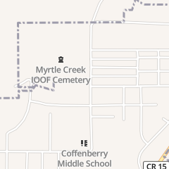 Directions for All Souls Catholic Church in Myrtle Creek, OR 1242 NE Spruce Ave