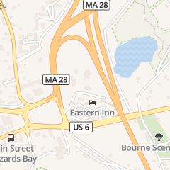 Directions for Sandy's Famous Seafood in Buzzards Bay, MA 7 Bridge Approach St