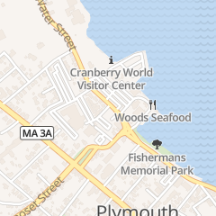 Directions for The BLUE-EYED CRAB GRILL & RAW BAR in Plymouth, MA 170 Water St Ste 19