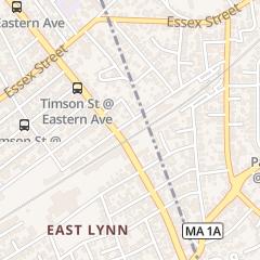 Directions for Reflections Hair Salon-Lynn in Lynn, MA 161 Eastern Ave
