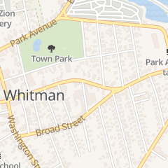 Directions for The Office in Whitman, MA 121 South Ave