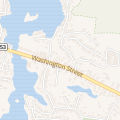 Directions for Just for You Inc in East Weymouth, MA 1022 Washington St