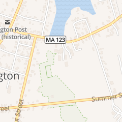 Directions for Spencer's Pizza in Abington, MA 123 Centre Ave