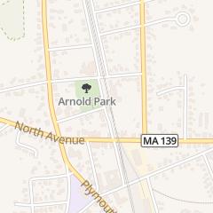 Directions for The Abington Depot in Abington, MA 101 Railroad St