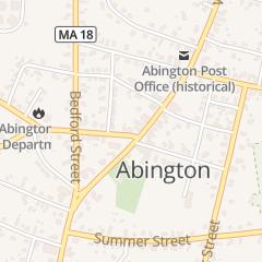 Directions for Nam's Cutting Corner in Abington, MA 5 Brockton Ave