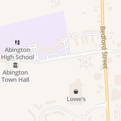 Directions for Town of Abington in Abington, MA 500 Gliniewicz Way